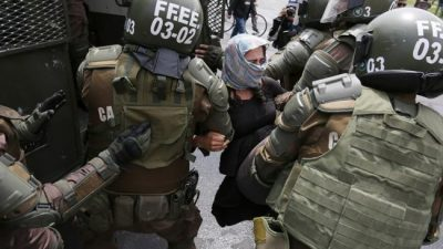 Violaciones y desapariciones, la represión oculta en Chile