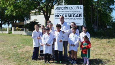 Vía libre para fumigar cerca de las escuelas rurales de Entre Ríos