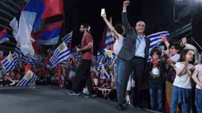 En Uruguay habrá ballottage y el candidato opositor es el favorito