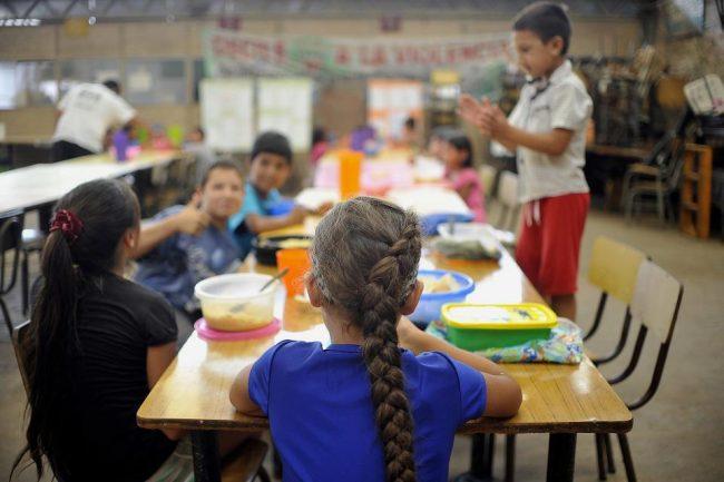 Rosario: De cada diez niños que van a comedores, cuatro están malnutridos