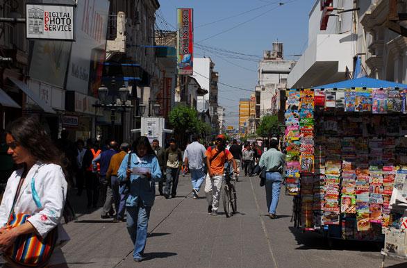 La mala imagen del Gobierno nacional llega al 80% en Salta