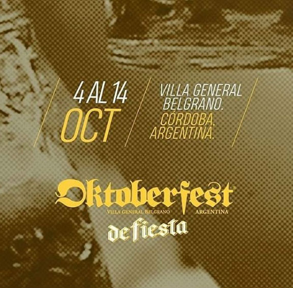 "56º Oktoberfest Argentina: ""Una fiesta que rejuvenece"""