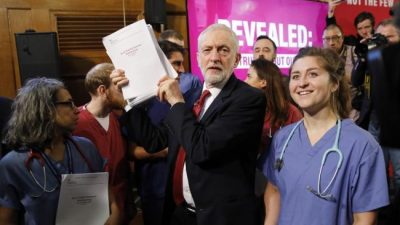 Elecciones en Gran Bretaña: Brexit versus agenda social