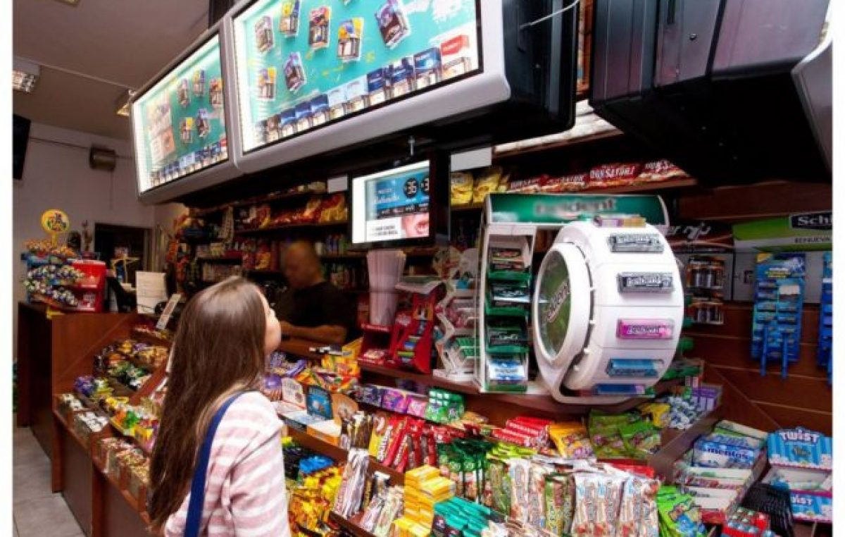 Mendoza: Tres de cada diez kioscos, en venta por la caída del consumo
