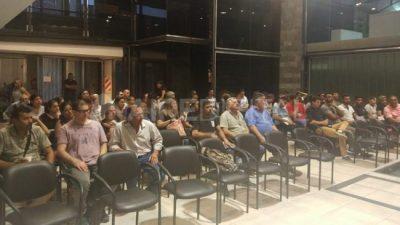 Los trabajadores precarizados de la Municipalidad de Santa Fe formaron un sindicato