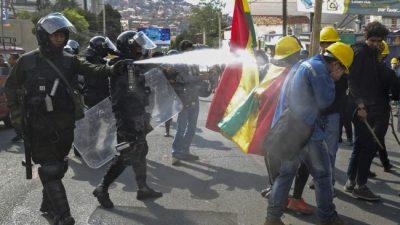 Bolivia: un golpe que nos afecta a todos