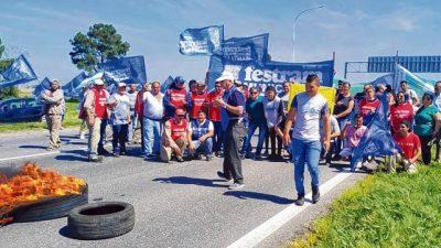 Después del corte de la autopista, los obreros de Maciel piden la conciliación