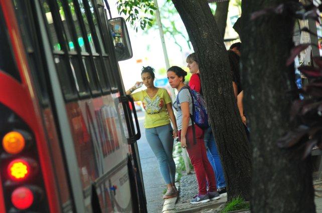 El transporte urbano de Paraná cierra el año con una pérdida del 20% de usuarios