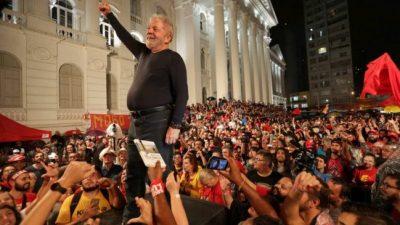 El destino de Lula