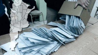 Así quedó el mapa de las provincias tras el cierre del año electoral