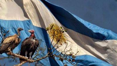 La transición argentina: Soberanía y Fondo