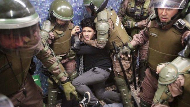 CIDH: en Chile se han violado los derechos humanos