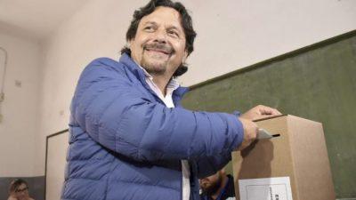 Sáenz se impuso por amplia mayoría y es el nuevo gobernador de Salta
