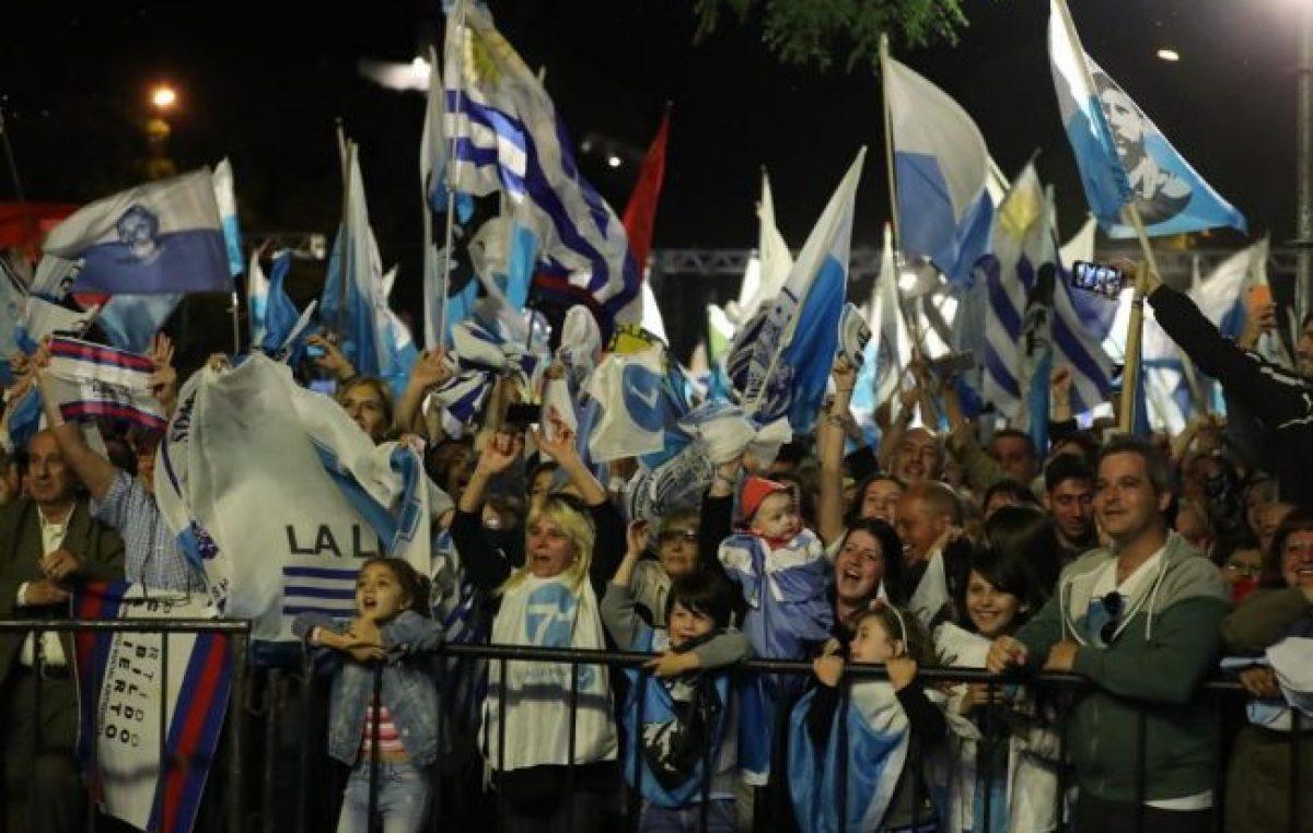 Paridad extrema en el ballottage uruguayo
