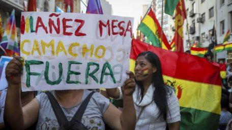 Bolivia avisa lo de siempre