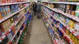 En Buenos Aires, los alimentos se encarecieron hasta un 57 por ciento en un año