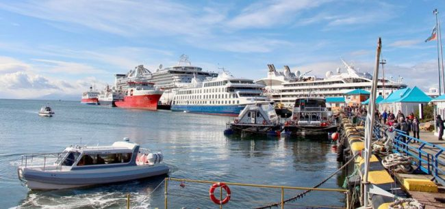 Desmienten que el puerto de Ushuaia pase a la órbita municipal