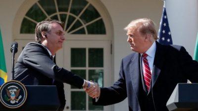 """Bolsonaro """"le moja a oreja"""" al campo argentino y habilita la importación de trigo norteamericano con arancel cero"""