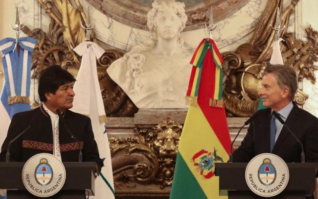 """Sin mencionar al golpe de Estado, el gobierno de Macri """"pidió preservar el dialogo"""" en Bolivia"""