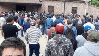 Techint frenó las obras de un reactor en Atucha y suspendió a 500 trabajadores