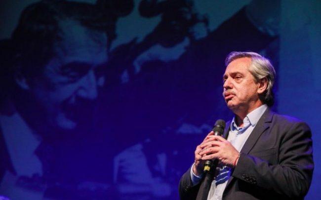 """Alberto Fernández aseguró que """"su socio más importante"""" será el sector exportador"""