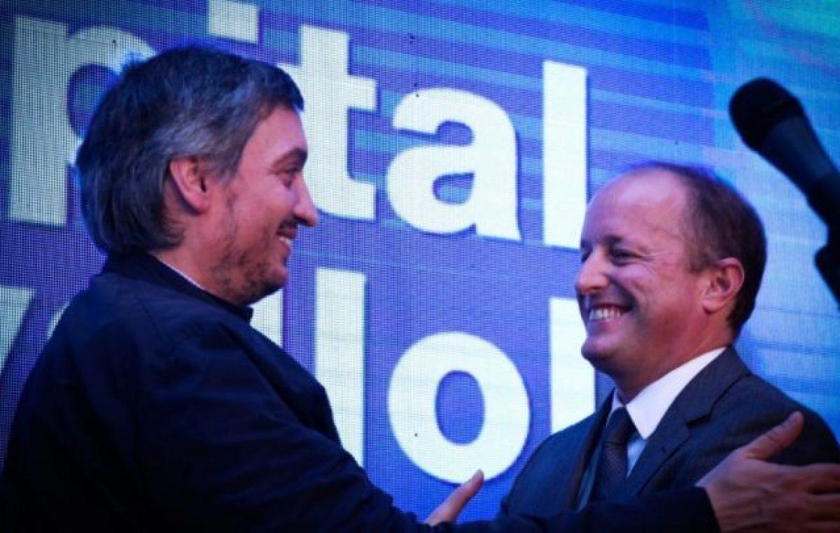 Insaurralde confirmó que Máximo Kirchner presidirá el bloque oficialista en el Congreso
