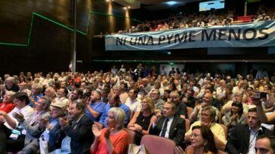 """Pymes lanzaron propuestas para """"encender la economía"""" y contaron con el apoyo de Alberto Fernández"""