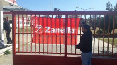Zanella despidió a la mitad de su planta de Caseros