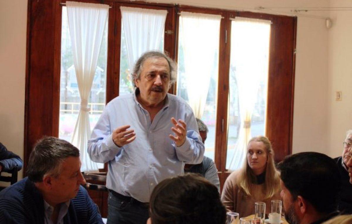 Alfonsín: «En los próximos años me imagino a la UCR haciendo radicalismo, no proísmo»