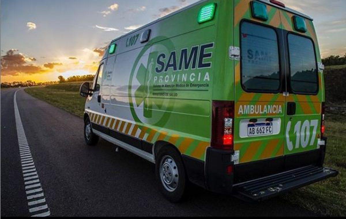 Furia en dos municipios en donde Vidal inauguró el SAME pero nunca llegaron los fondos