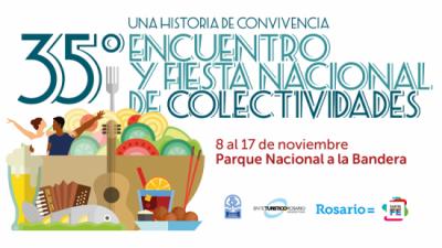 Rosario: Colectividades festeja sus 35 años a puro baile y sabores típicos