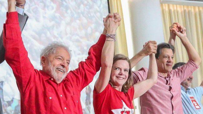 """Lula: """"Puedo subirme a la carrera del 2022"""""""