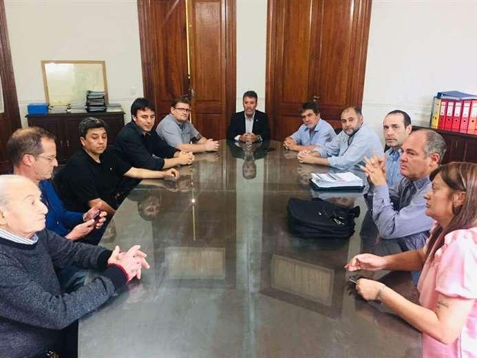 Trabajadores Cesanteados en Maciel fueron reintegrados
