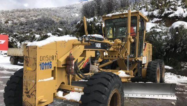 El intendente de Bariloche sigue contratando maquinaria sin licitación