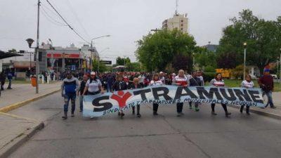 Municipio de Neuquén y Sitramune discutirán un «aumento de emergencia» el miércoles