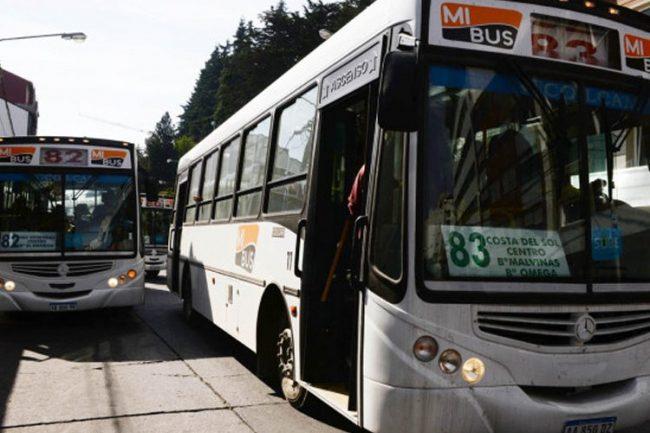 Nuevo aporte del municipio de Bariloche a Mi Bus y es el noveno en lo que va del año