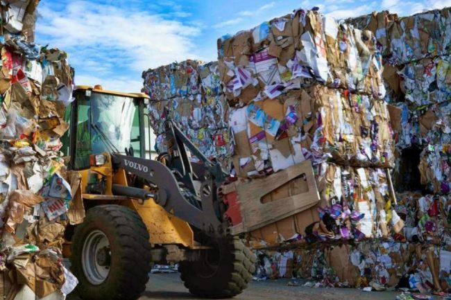 El gobierno reglamentó la importación de basura