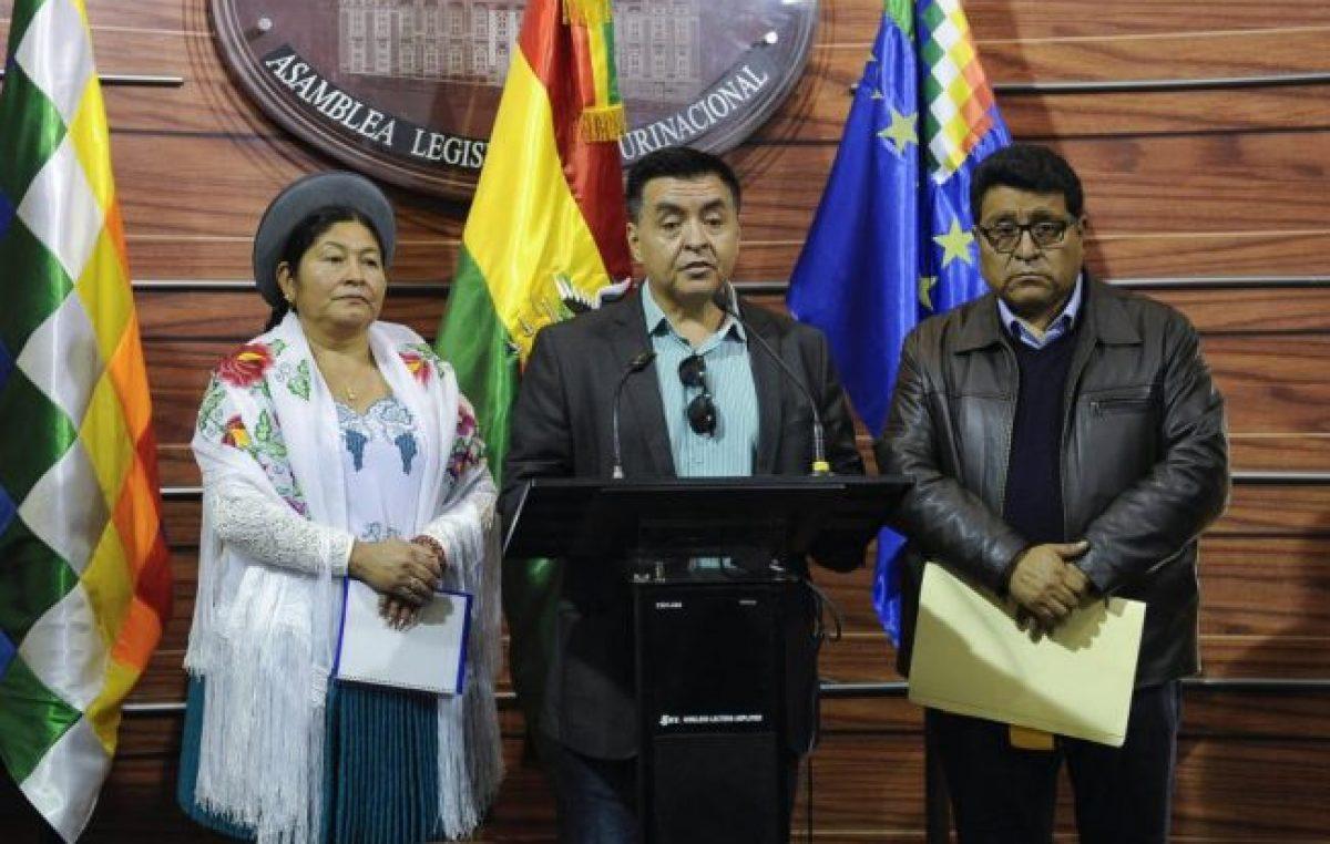 El acuerdo por nuevas elecciones avanza lentamente en el Senado
