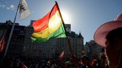La Unión Europea se desentendió del golpe de Estado en Bolivia