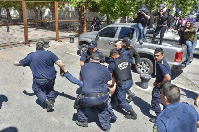Se profundiza el conflicto en Chubut