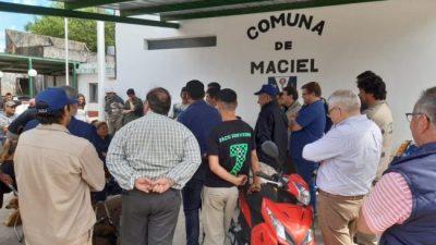 FESTRAM profundiza las medidas de fuerza en Maciel