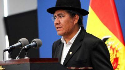 España colaborará en la auditoría de la OEA en Bolivia