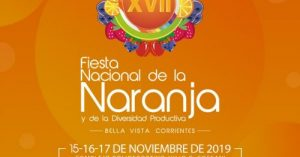 Fiesta Nacional de la Naranja y de la Diversidad Productiva