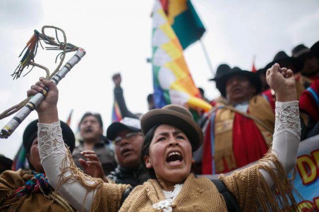 Lectura heterodoxa de la tragedia boliviana
