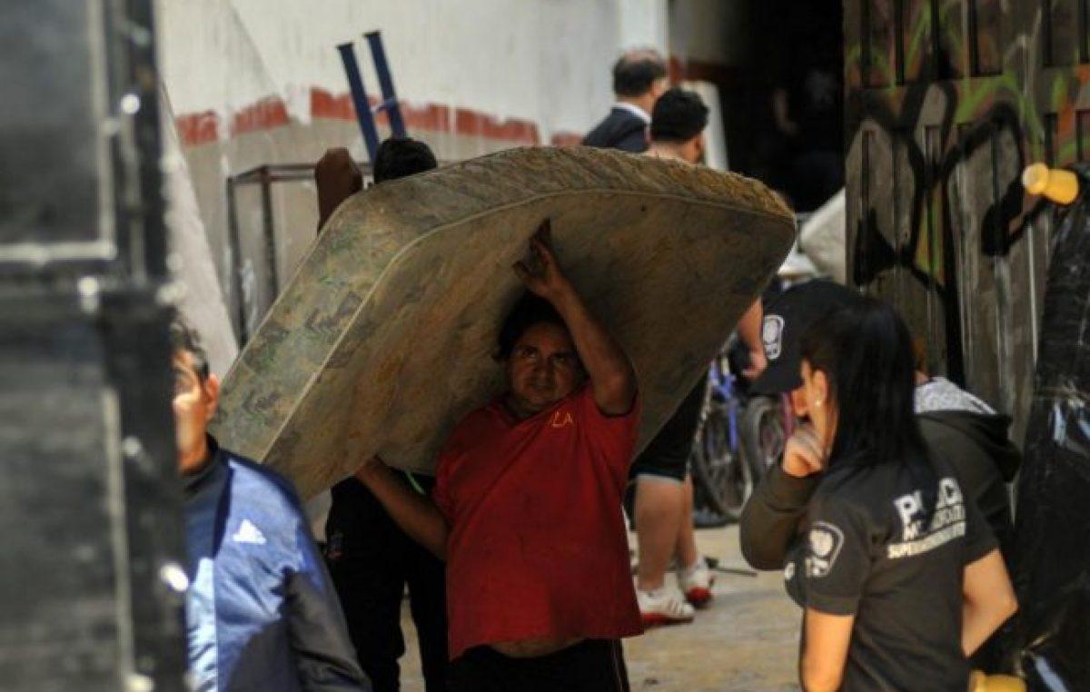 Desalojos en la Ciudad: previsibilidad para el diseño de políticas públicas