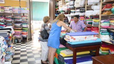 Jujuy: Casas textiles con menos ventas y rentabilidad