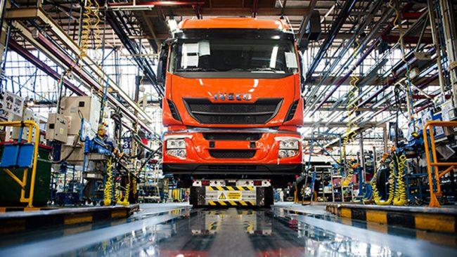 Iveco paraliza su fábrica de Córdoba hasta abril de 2020