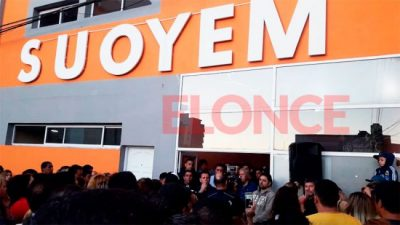 En asamblea, Suoyem rechazó la propuesta salarial del Ejecutivo de Paraná