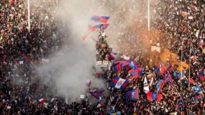 Chile cancela dos importantes cumbres mundiales debido a las protestas