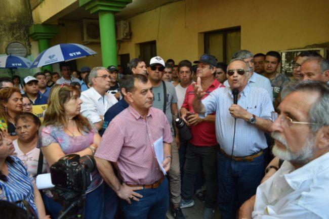 Resistencia: Avanzó la conciliación y no habrá paro de municipales esta semana